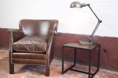 la marque Chehoma propose un mobilier vintage de qualité